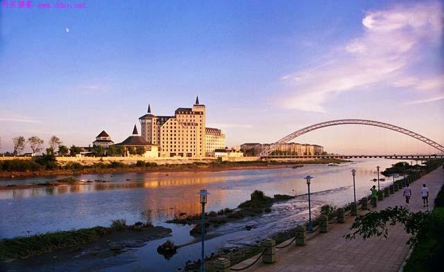 丹东旅游宣传片,最浪漫的城市名片