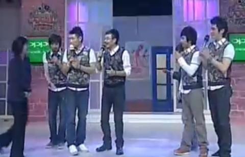《天天向上》20091205 国语配音嘉宾:张艺