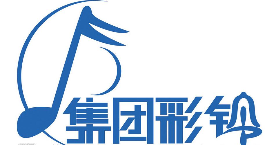 英语配音logo矢量图
