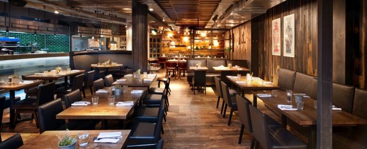 老东北餐厅设计
